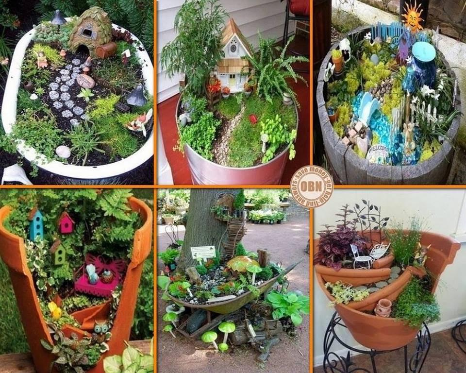 100 quotidien sans importance mini jardin. Black Bedroom Furniture Sets. Home Design Ideas