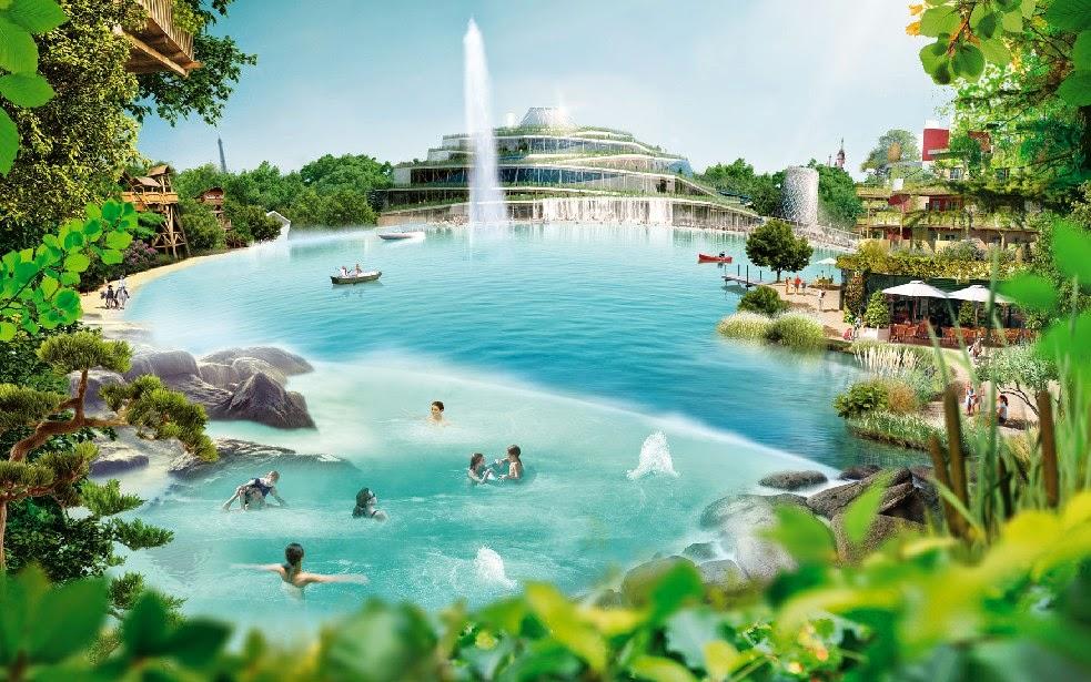 PARKS Trip: Construction de « Villages Nature » proche de Disneyland ...