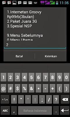 Paket Internet Simpati Aktif Rp.60ribu Kuota 4GB