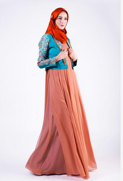 Koleksi Baju Muslim Shafira Terbaru 2016