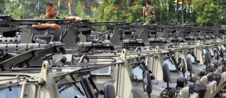 TNI targetkan ada batalion mekanis di tiap Kodam