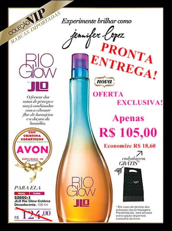 OFERTA ESPECIAL: JLO RIO GLOW