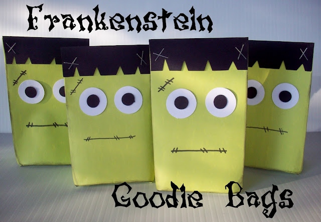 Frankenstein+Goodie+Bags Frankenstein Goodie Bag