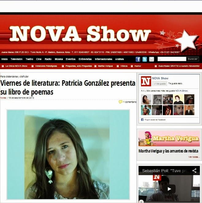 Nova Show y Nova Nacional anuncian el lanzamiento de Maldad: cantidad necesaria. Gracias!!!
