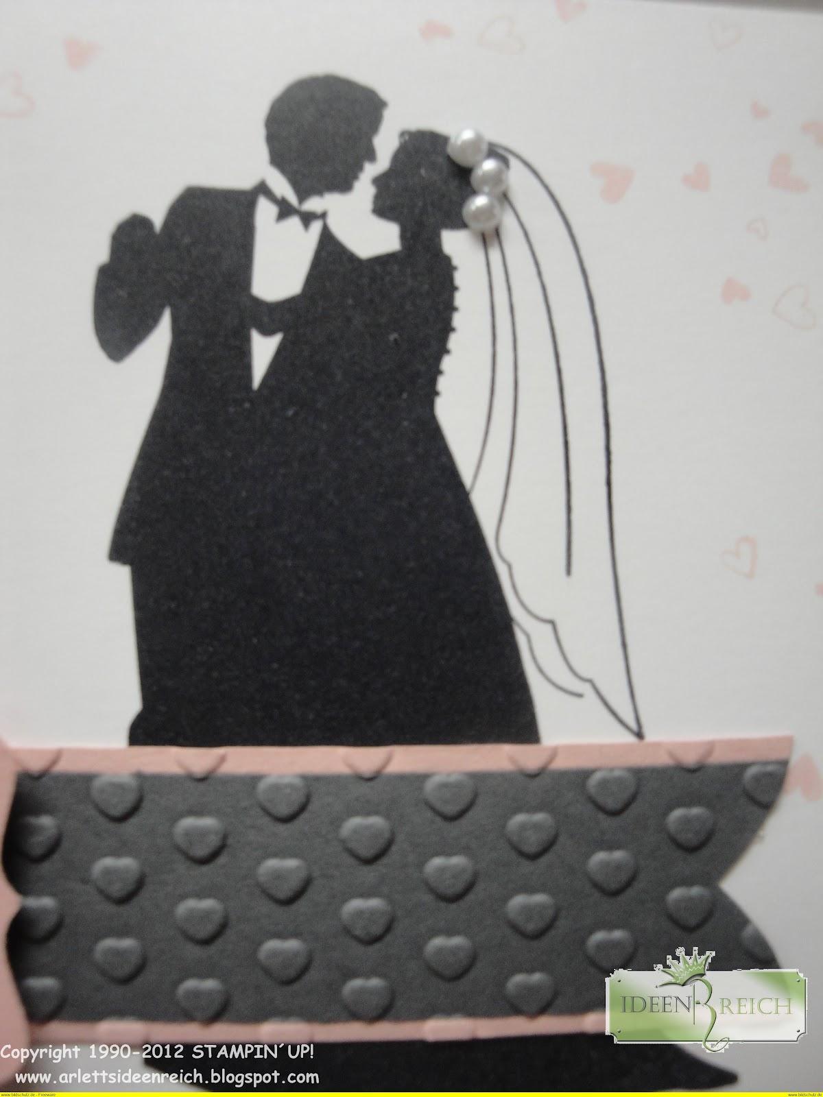 Hochzeitskarte die nächste