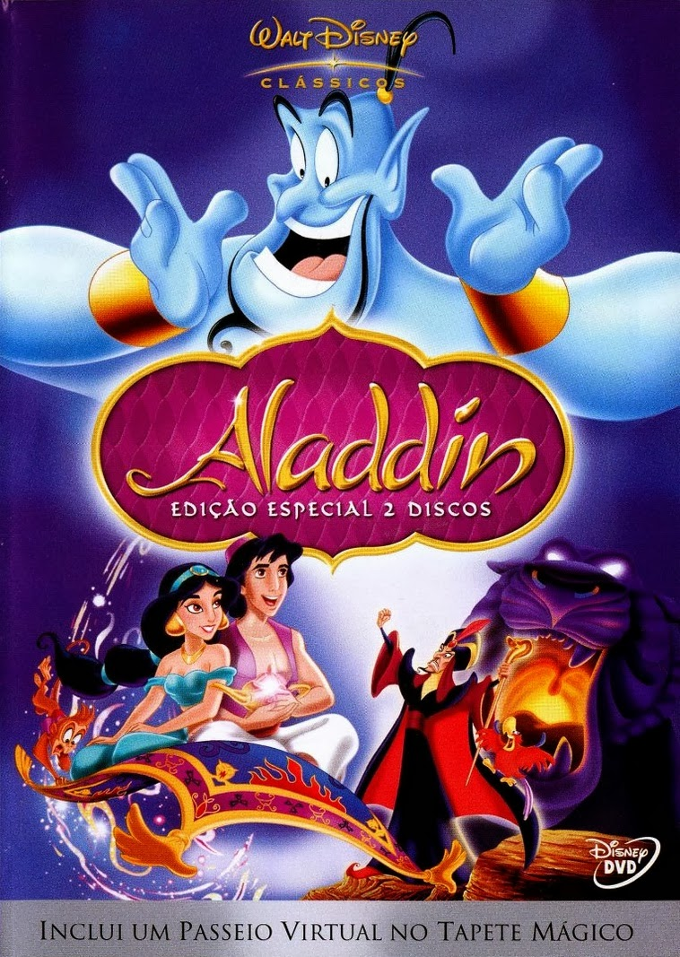 Aladdin – Legendado (1992)