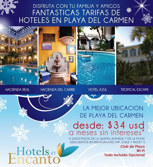 Hoteles con descuento promocion para cancunenses playenses for Paquete familiar en un hotel
