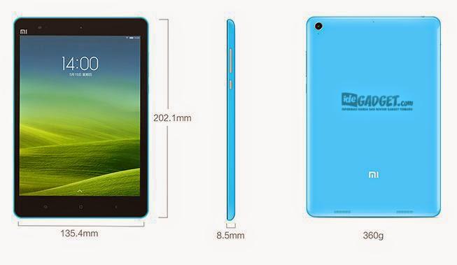 Handphone Tablet Terbaik 2014 Xiaomi Mipad