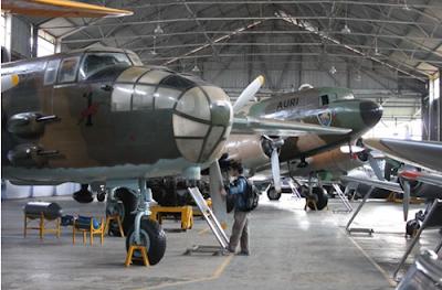 Museum pesawat terbang Angkatan Udara Dirgantara Mandala Yogyakarta
