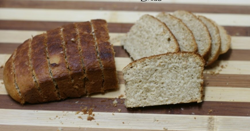 Nan's yum-yums!: Basic Whole Wheat Bread | Brown Bread