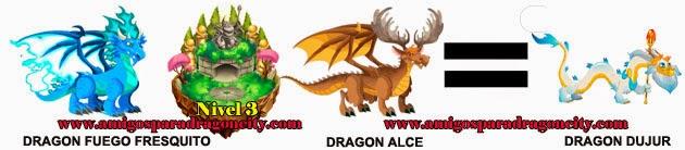 como obtener el dragon dujur en dragon city formula 1