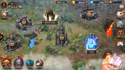 Game Android Luna Chronicles Mod Apk v1.1 (High Attack + Defense) New