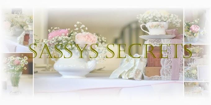 Sassys Secrets