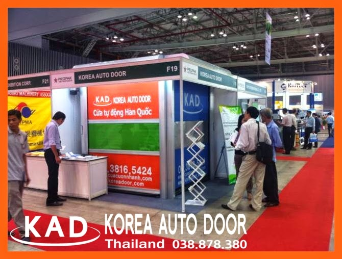 kad high speed door is very good even if compare with other companies