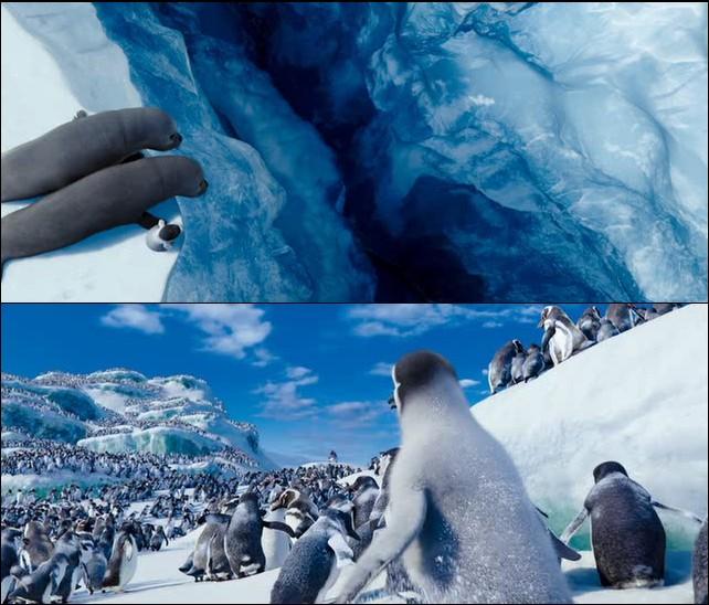 Imagen 1 Happy Feet 2: El pingüino pelicula dvdrip latino