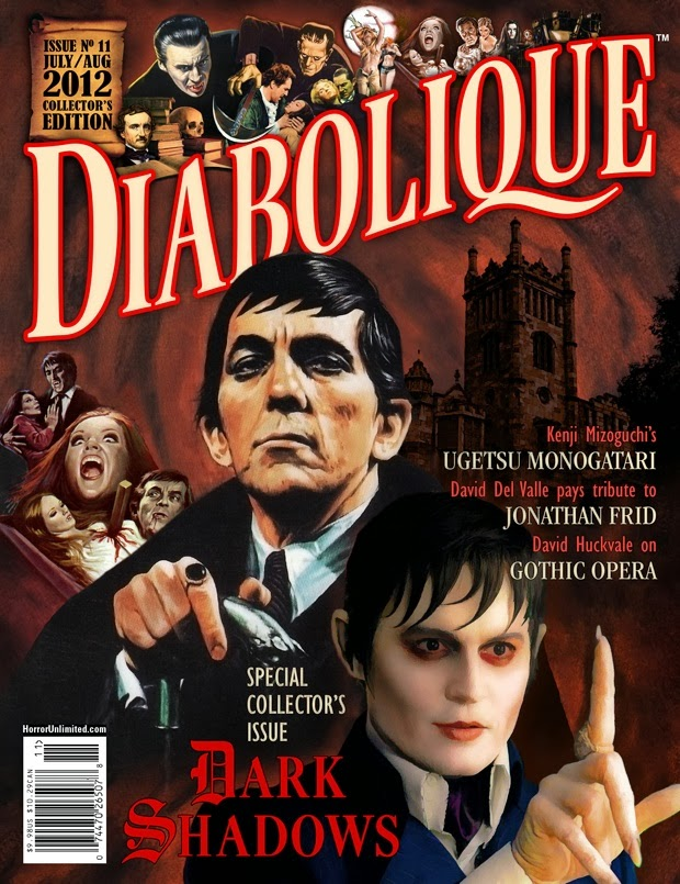 DIABOLIQUE Magazine Issue 11