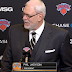 Phil Jackson fala sobre temporada do Knicks