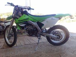 Kawasaki KLX450R