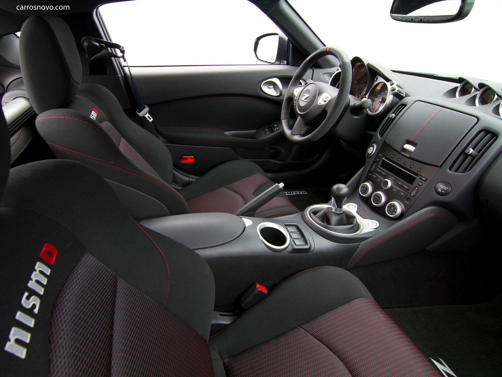 auto Nissan 370Z Nismo 2014