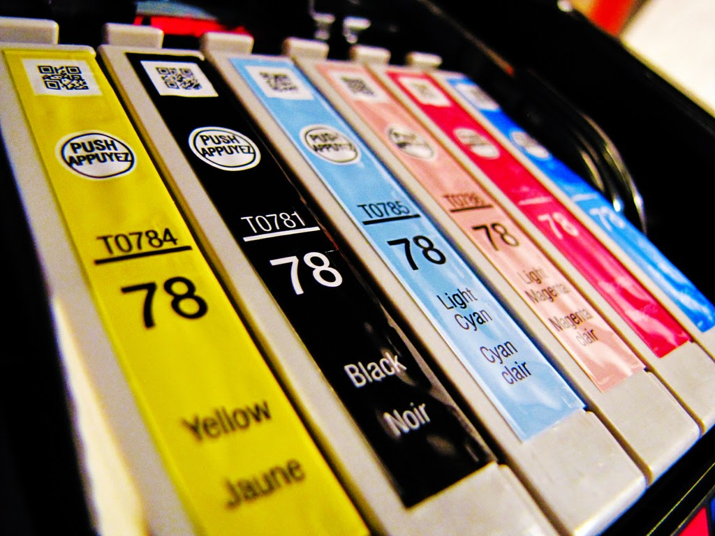 toxic ink cartridges