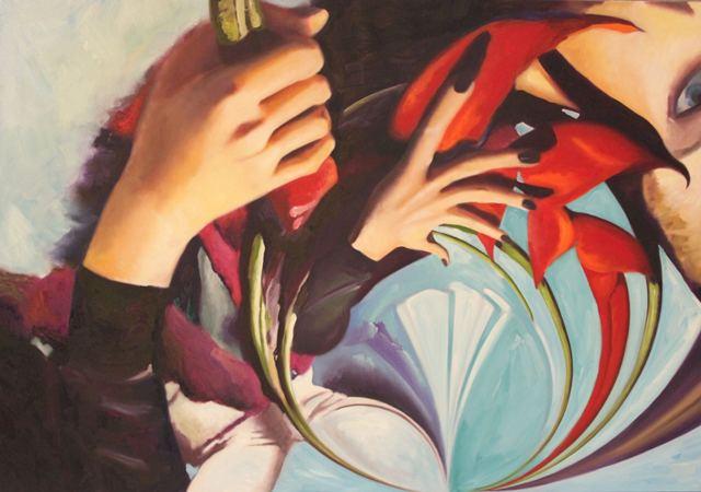 картина Евгении Антоновой