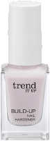 Preview: Die neue dm-Marke trend IT UP - Build-up Nail Hardener - www.annitschkasblog.de