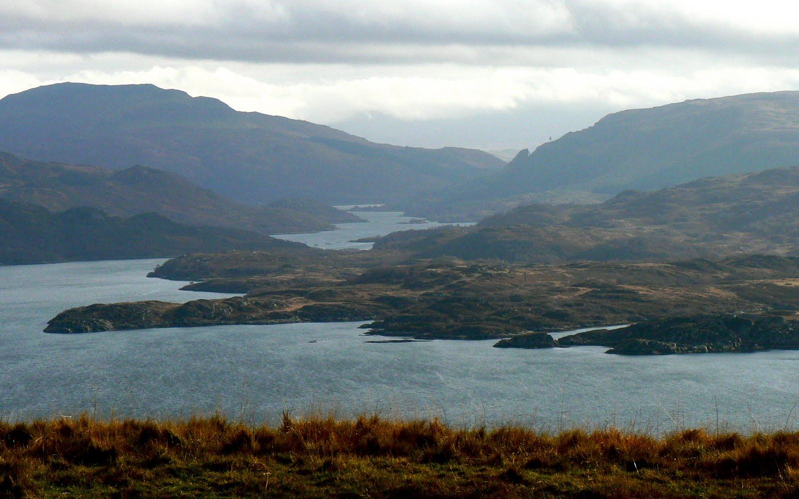 Island Loch Island of Oronsay to Loch