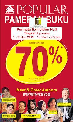Popular Books Fair-Kuching