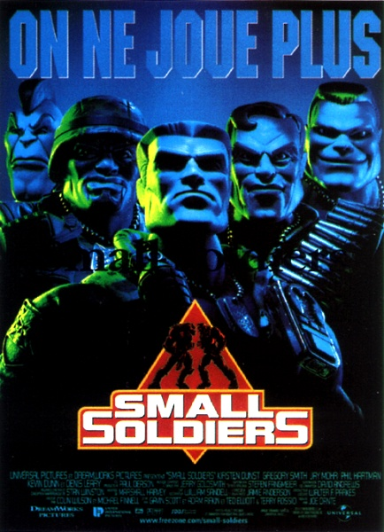 Small Soldiers affiche