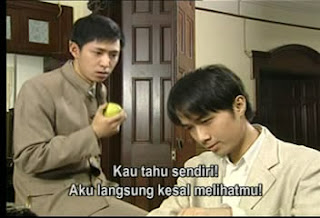 Du Fei punya usul merubah permusuhan jadi persahabatan, Shuhuan