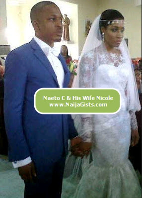 naeto c church wedding pictures