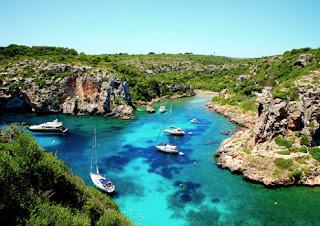 Menorca island - Spain