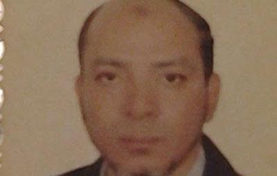 سامح أحمد فرج الذى لقى مصرعه داخل حجز قسم الوراق