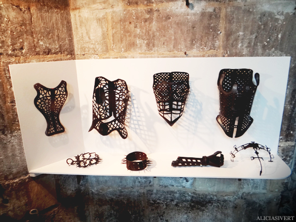 aliciasivert, Alicia Sivertsson, Rouen, France, Musée le secq des Tournelles, normandy, frankrike, nomandie, museum, järnmuseum, iron, järn, armour, rustning