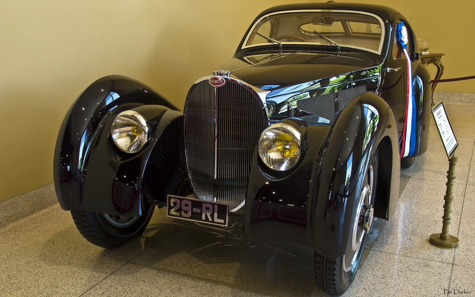 1935 Derby Bentley 3.5