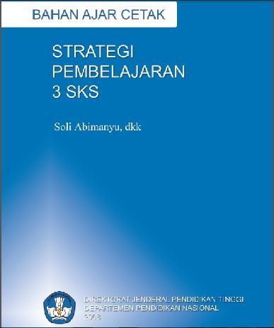 Sg Buku Ajar Strategi Pendidikan