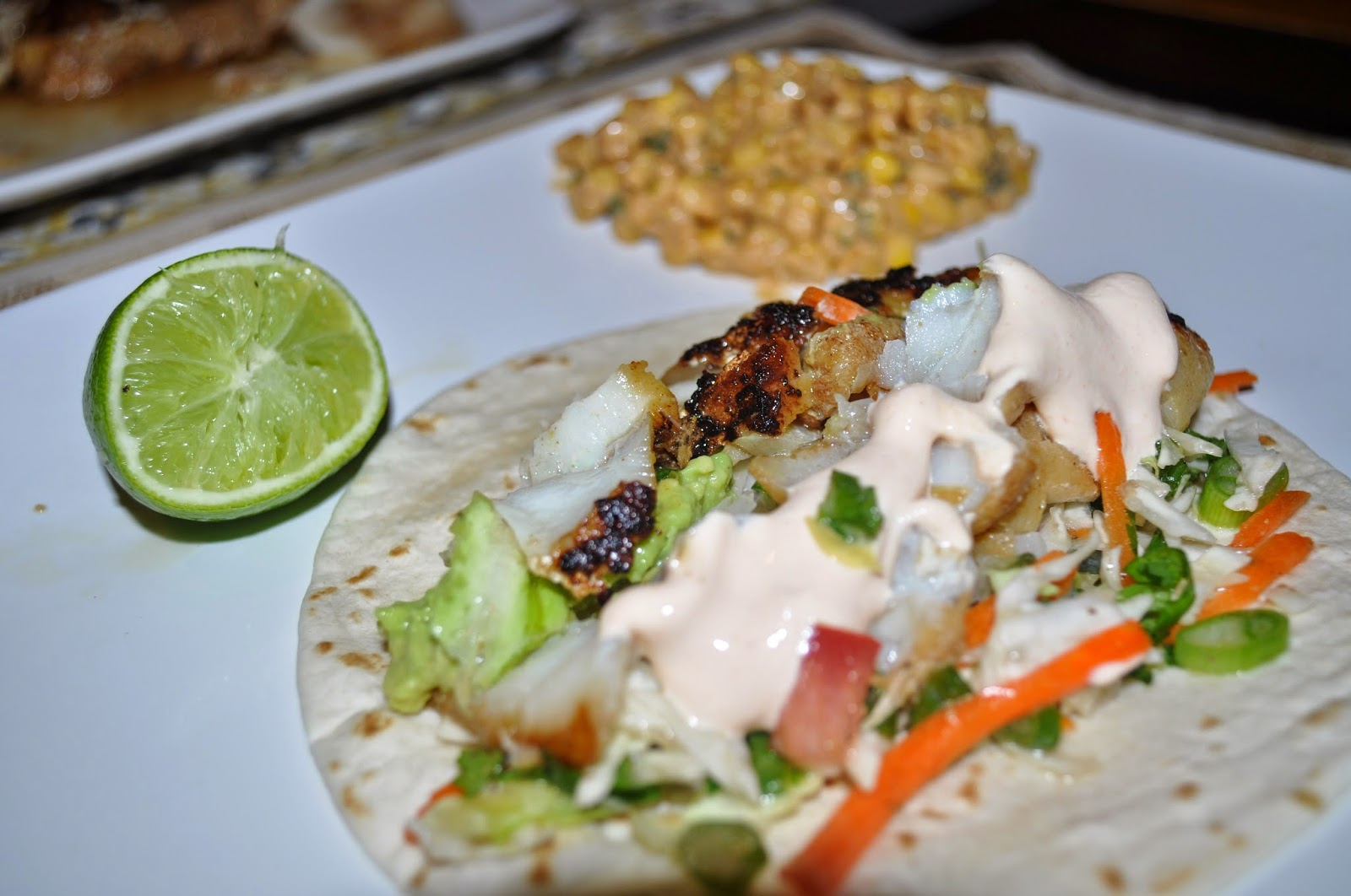 http://carriushome.blogspot.com/2015/01/fish-tacos-with-spicy-sriracha-sour.html