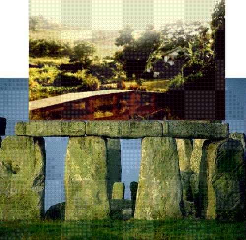 O Sítio das Estrelas e Stonehenge