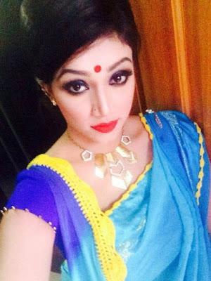 Bangladeshi Girl on Saree