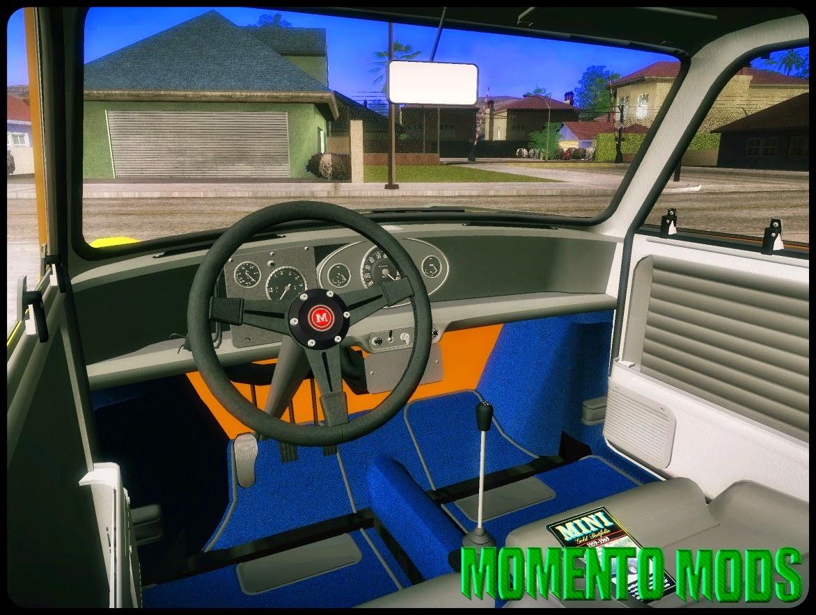 GTA SA - Austin Cooper S