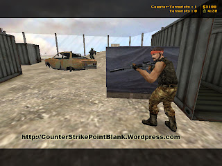 Point Blank Dm_Crackdown_M4A1 Map - Optimized for Higher FPS