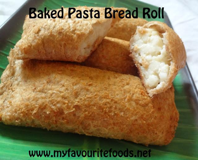 Pasta Bread Roll