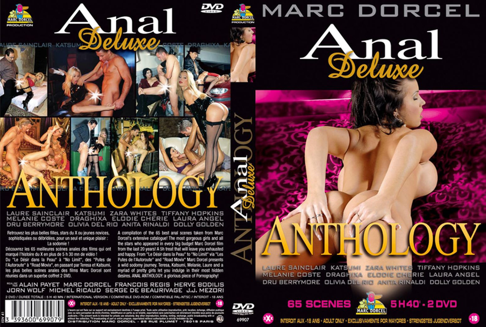 Anal Deluxe Anthology 100