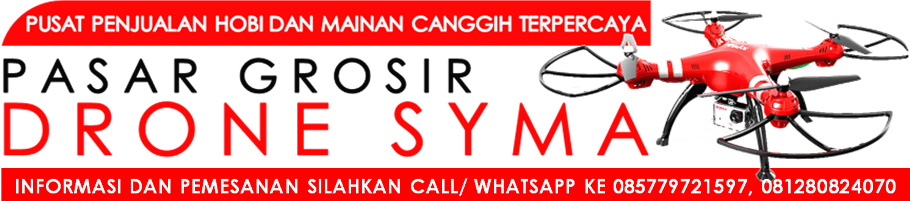 Pasar Drone SYMA