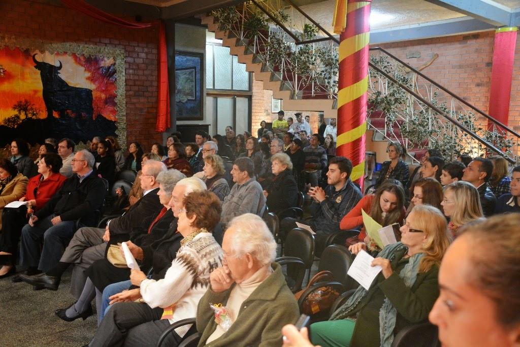 O Centro Cultural FESO Pro Arte promoveu a Noite Espanhola, evento que integra a programação da Série Concertos de Gala 2014
