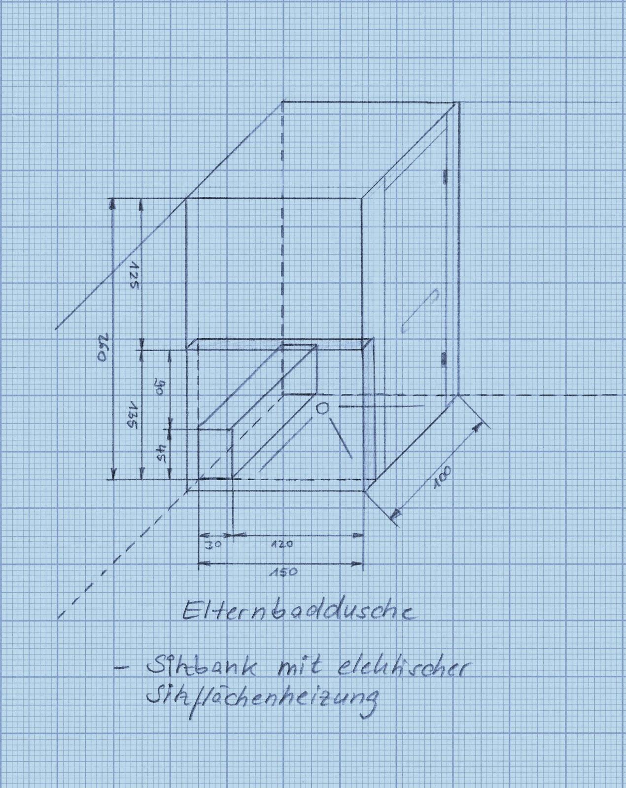 dusche sitzbank gemauert. Black Bedroom Furniture Sets. Home Design Ideas