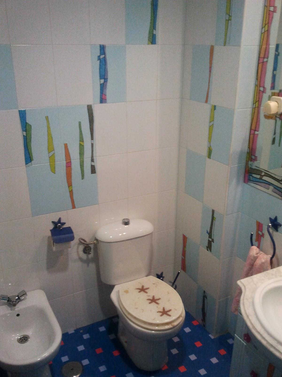 mariquitadeinsecto: Reformar el baño sin obras parte II.