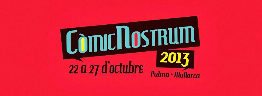 CÒMICNOSTRUM 2013