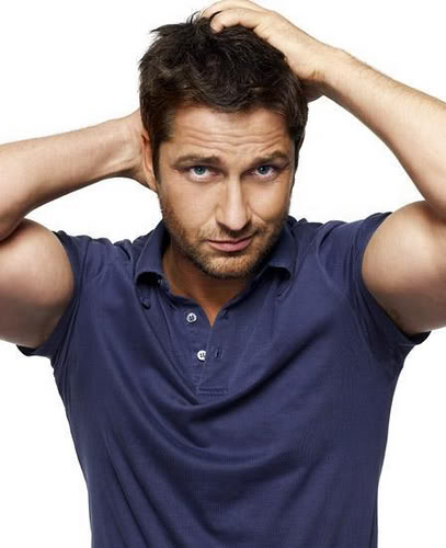 The Friday File  15 - Gerard ButlerGerard Butler