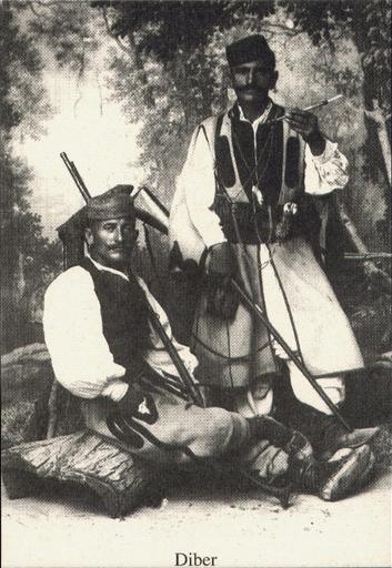 Ντίμπρα-Dibër